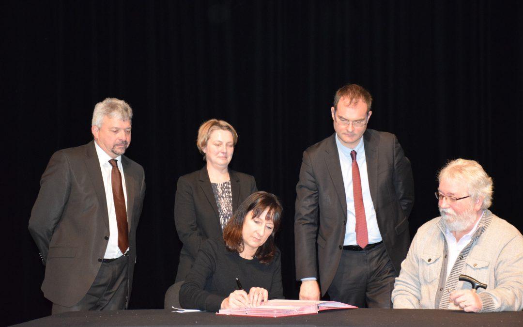 Le Collège Jean-Marc Laurent et le Centre Culturel Jacques Tati à l'unisson