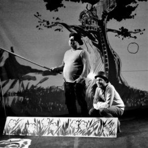 ABÉLARD @ Centre Culturel Jacques Tati