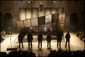 L'ÉTABLI @ Centre Culturel Jacques Tati